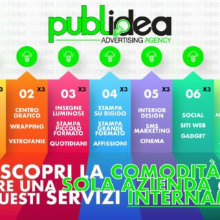 PUBLIDEA SRL Advertising Agency