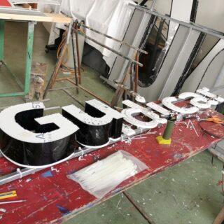 Insegna GuidiCar